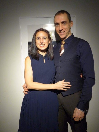 Montse y Alejandro